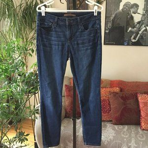 JOE'S Skinny Ankle Jeans Wilkins Wash Mid-Rise